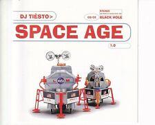 CD DJ TIESTOspace age1998 EX+ (A6042)
