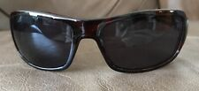 TruColor Classic Sunglasses Tortoise shell pattern. Box & Lens Cloth Included