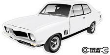 Holden LJ Torana GTR XU-1 2Door - White