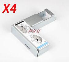 """4PCS Dell 9W8C4 Y004G 3.5""""-2.5"""" Adapter for F238F 09W8C4 SAS SATA Tray 0G302D"""