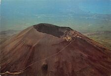 Italy Napoli Vesuvio Present Crater and from Mt. 1000 Aerial view
