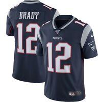 Nike New England Patriots Tom Brady NFL 100 Vapor Untouchable Limited Jersey NWT