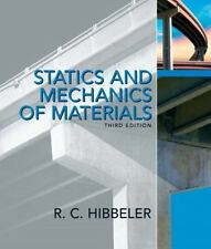 Statics and Mechanics of Materials 3rd Edition