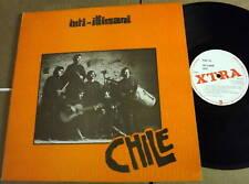 INTI-ILLIMANI Chile LP Xtra 1975 UK-Import