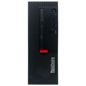 Lenovo ThinkCentre M70c SFF Desktop - Core i5-10400, DVD+/-RW, Windows 10 Pro