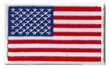 Ecusson patche patch drapeau Etats Unis US USA à coudre