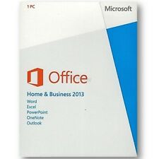 Microsoft Office Home & Business 2013 PKC