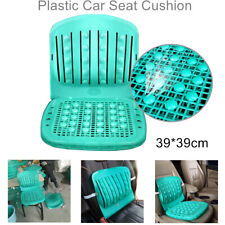 Car Double-layer Hollow Ventilation Cool Plastic Cushion Cover Pad Summer Mat