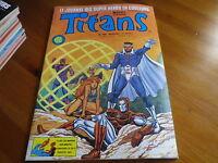 TITANS n° 105 de 1987 X-MEN - EPSILON - VENGEUR DE LA COTE OUEST TBE comme neuf