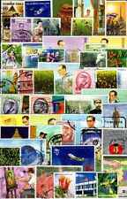 Thailande - Thailand 200 timbres différents