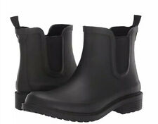 Madewell $68 The Chelsea Rain Boot Womens Black 8