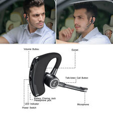 Wireless Bluetooth Headset Hook Earbud Earpiece Headphone for Android iPhone AU