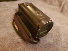Canon Legria HF R806 Digital Camcorder - Black 16GB memory card and cover