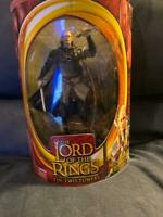 Lord Of The Rings Two Towers Figure Helm's Deep Legolas - BNIB