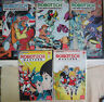 Robotech Lot of 5 B Comico Macross Masters New Generation Protoculture Powers!