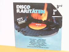 LP - DISCO RARITÄTEN - 3 RD