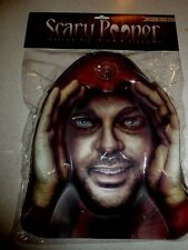 Scary Peeper Halloween Window Decor NIP