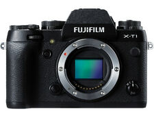 Fujifilm X Series X-T1 16.3MP Digital SLR Camera - Black (Body Only) New