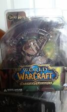 WORLD OF WARCRAFT PREMIUM SERIES 1 ACTION FIGURE TUSKARR:TAVRU AKUA
