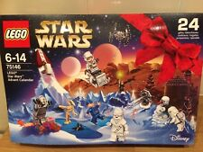 LEGO STAR WARS 75146 Advent Calendar new, sealed