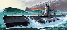 U-BOAT/U-BOOT U 84 TYPE VII B - WW II GERMAN SUBMARINE 1/400 MIRAGE