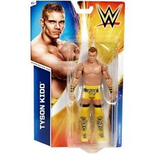 WWE TYSON KIDD KID BASE NUOVO SERIE 54 MATTEL #60 ACTION WRESTLING ACTION FIGURE
