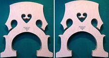 Cellosteg  Top Qualität DESPIAU * sehr lange gelagert , Doppelpack ( 2 Stege)