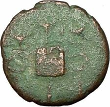 Cassandrea in Macedonia 1AD Vexillum Signa  Ancient Greek / Roman Coin  i24060