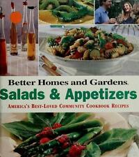 Better Homes and Gardens Salad & Appetizers: The Best of America's Community Coo