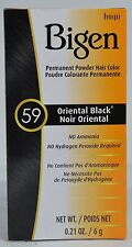 Bigen Permanent Powder Hair Color (11 Colors)