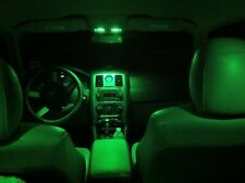 Ford Mustang FM FN Map Lights LED Conversion Kit Bright Green GT 5.0 4cyl 2.3