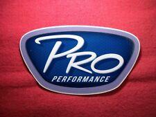 Pro Performance Sticker Decal
