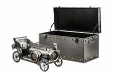 The Royce- Handmade Vintage Car Clock with Display Box-For Charity! MSRP $1350