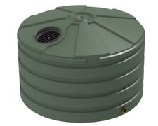 Bushmans 2,450LT Round Squat Rain Water Tank - Available in NSW, ACT, QLD