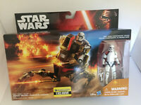 STAR WARS EE EXCLUSIVE ASSAULT WALKER WITH STORMTROOPER OFFICER w/BLASTER