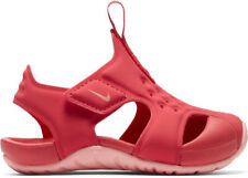 Nike Infant & Toddler's SUNRAY PROTECT 2 TD Sandals Tropical Pink 943829-600 c