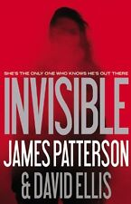 Invisible by James Patterson, David Ellis