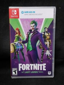 Fortnite: The Last Laugh Bundle (No Game Card Version) (Nintendo Switch) NEW