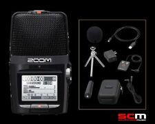 Pro Audio Multi-Track Recorders with Built-In Microphone(s)