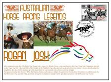 AUSTRALIAN HORSE RACING LEGENDS COVER, ROGAN JOSH