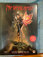 Neverland Special Edition Box Set By Zenoscope