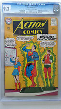 Action Comics #316 CGC 9.2 NM-