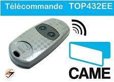 CAME - TOP432EE - Télécommande de portail / garage 2 canaux 433.92Mhz