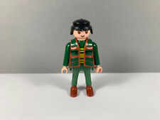 PLAYMOBIL – Personnage garde forestier chasseur / Forester / 4208