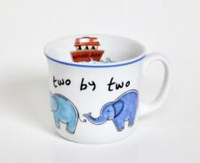 Doulton and Company Noah's Ark Two by Two Fine China Coffee Mug