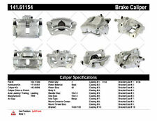Disc Brake Caliper Front Left Centric 141.61154 Reman fits 14-19 Ford Fiesta