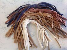 NECESSARY NEUTRALS 0210 - 50 rug hooking wool strips #8 cut