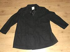Wollmantel – Mantel  von Boysen´s - Kurzmantel - Größe 50