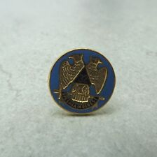 THIRTY-SECOND MASONIC 32 EAGLE  LAPEL / HAT PIN BRAND NEW