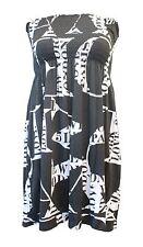 Bandeau Regular Casual Tops & Shirts for Women